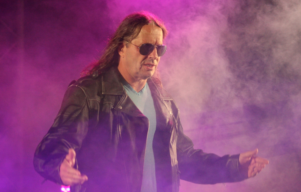 Bret Hart cancer