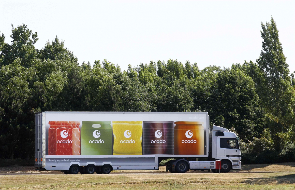 Ocado reports strong sales but fails to deliver overseas deal