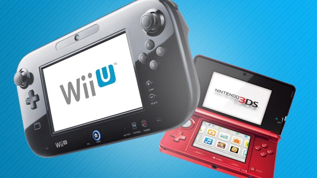 Nintendo Wii U 3DS