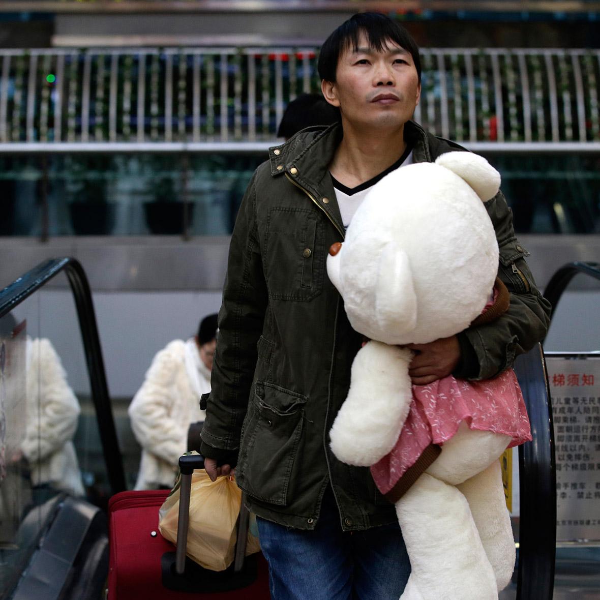 Chinese New Year travel