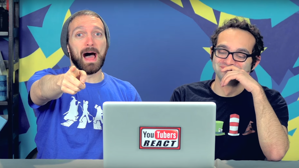 The Fine Bros YouTube React