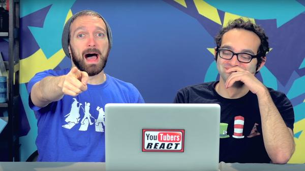 The Fine Bros YouTube React