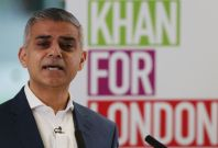 Sadiq Khan London mayor election 2016