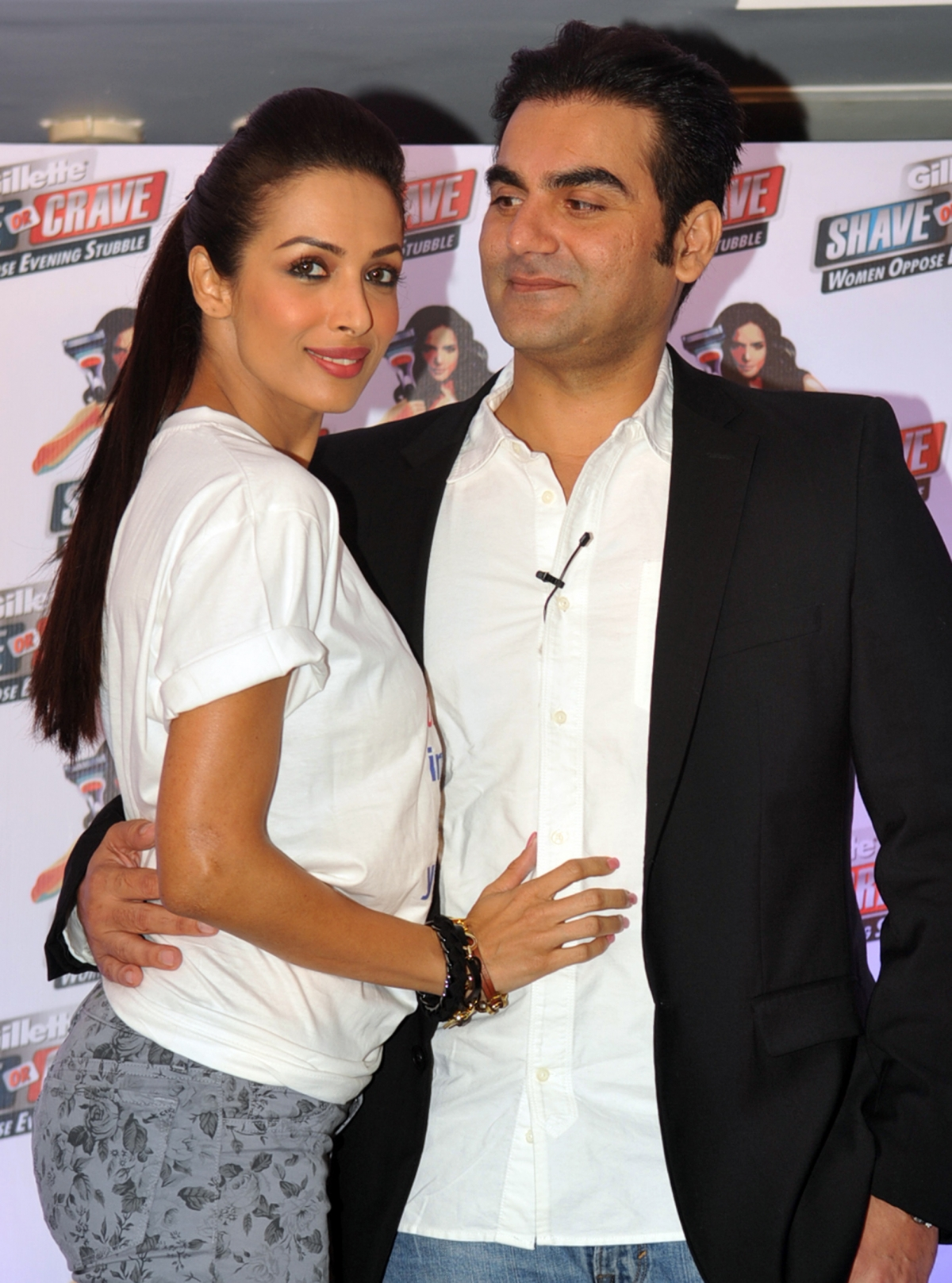 Arbaaz Khan and Malaika Arora Khan