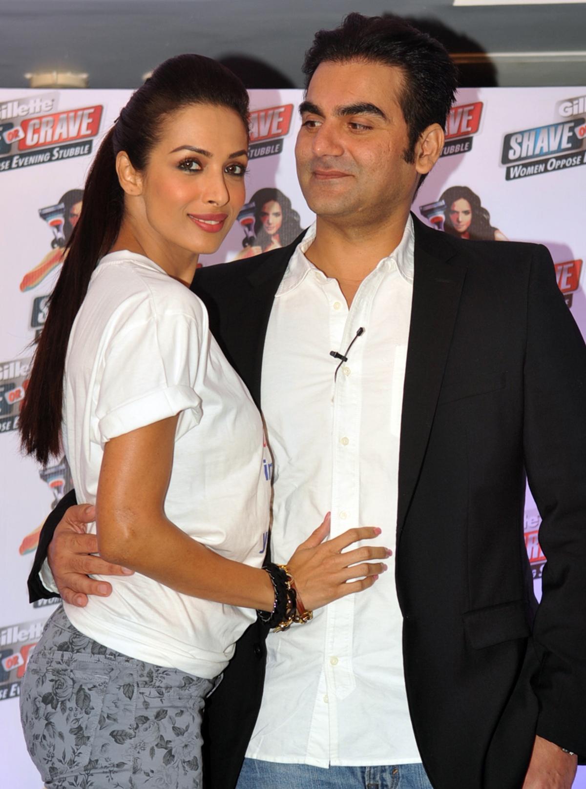 Arbaaz Khan and Malaika Arora Khan
