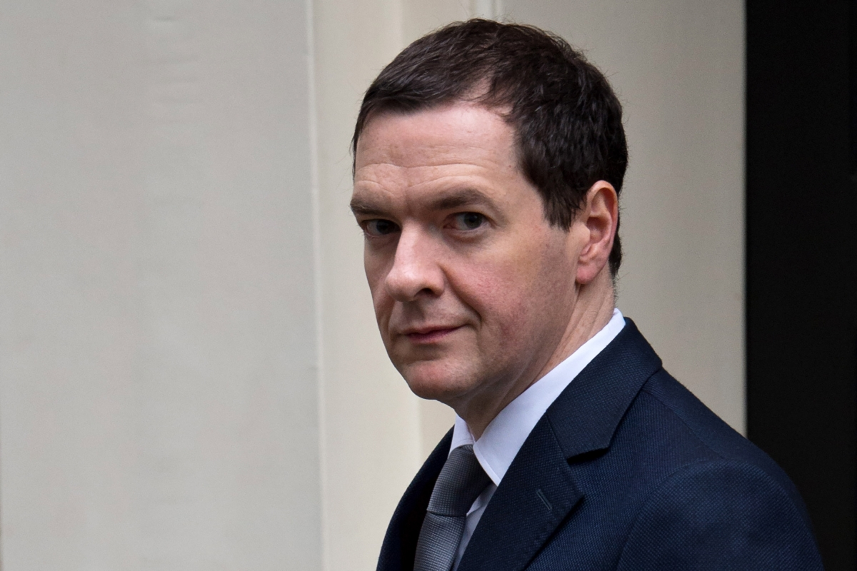 George Osborne buy to let housing