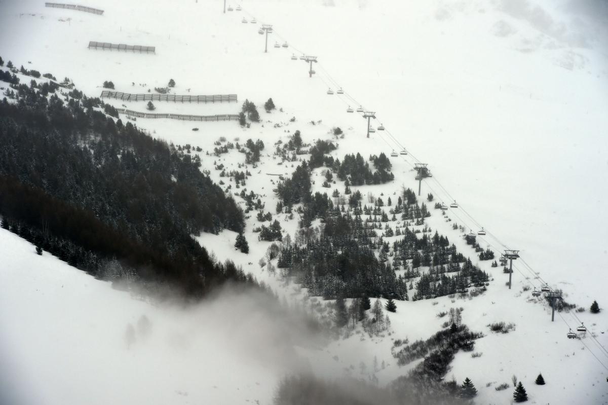 Les Deux Alpes French Alps