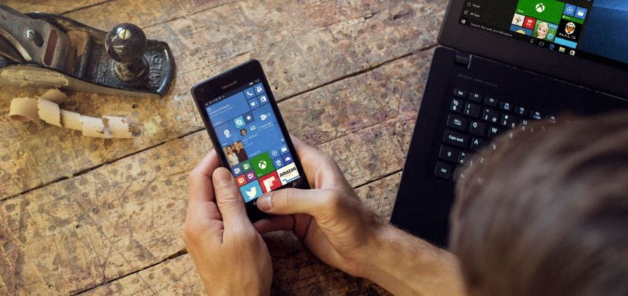 How to become productive on Lumia550