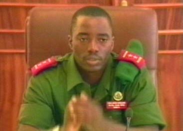 Democratic Republic of Congo's President Joseph Kabila