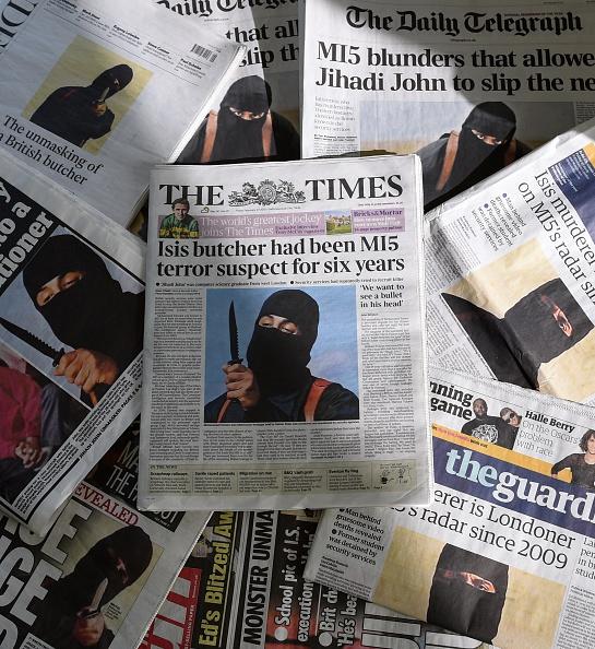 Jihadi militant