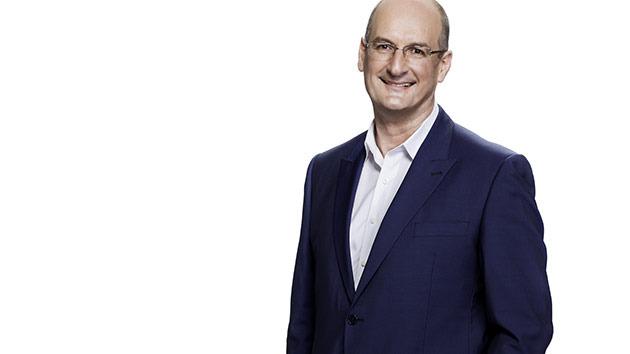 Australian TV show host David Koch