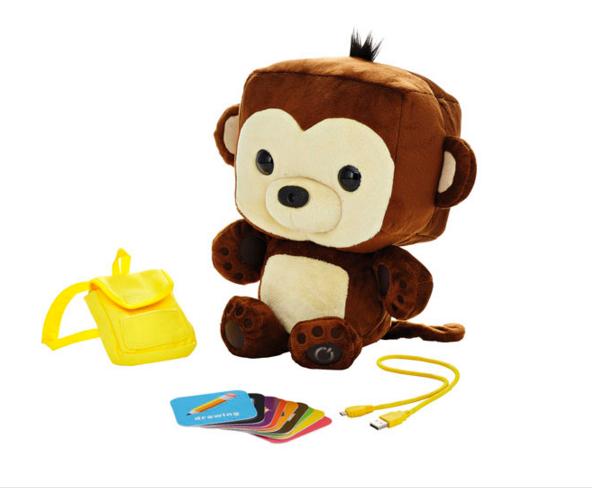 Fisher Price Smart Toy Monkey