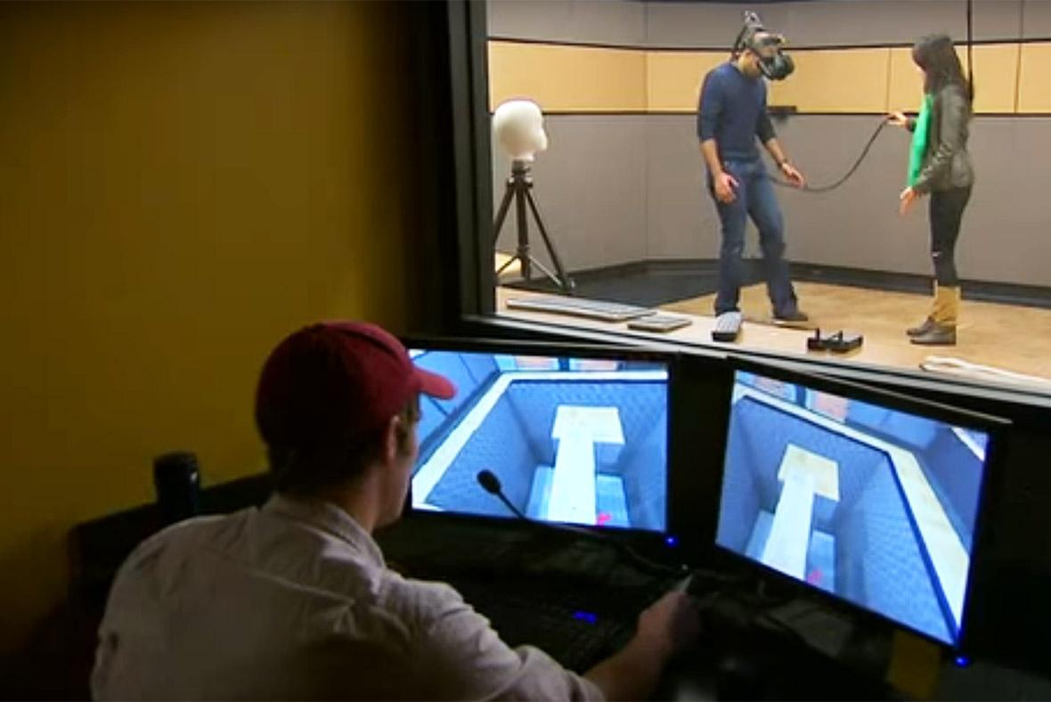 Stanford University Virtual Interaction Lab