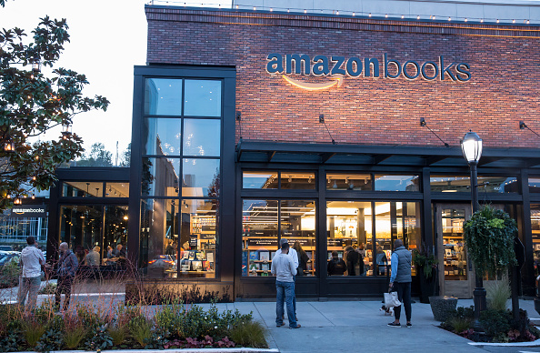 Amazon to open around 400 bookstores, according to reports
