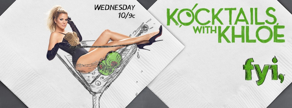 Kocktails With Khloe Kardashian