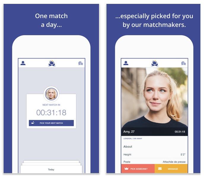populära dating apps London