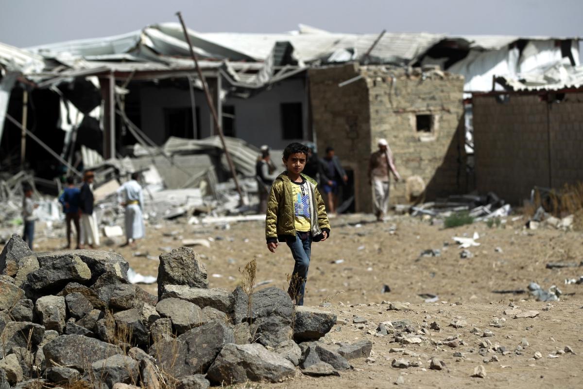 Yemen airstrikes