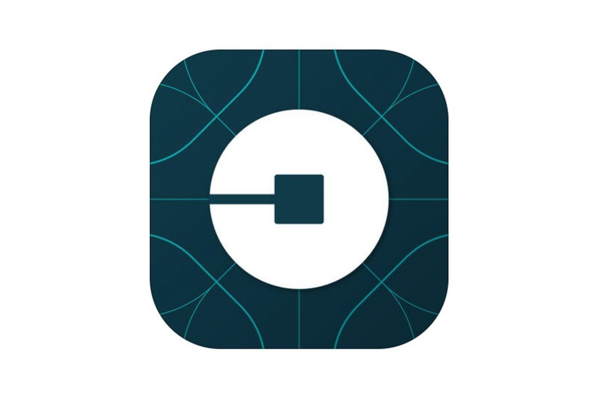 New Uber logo redesign