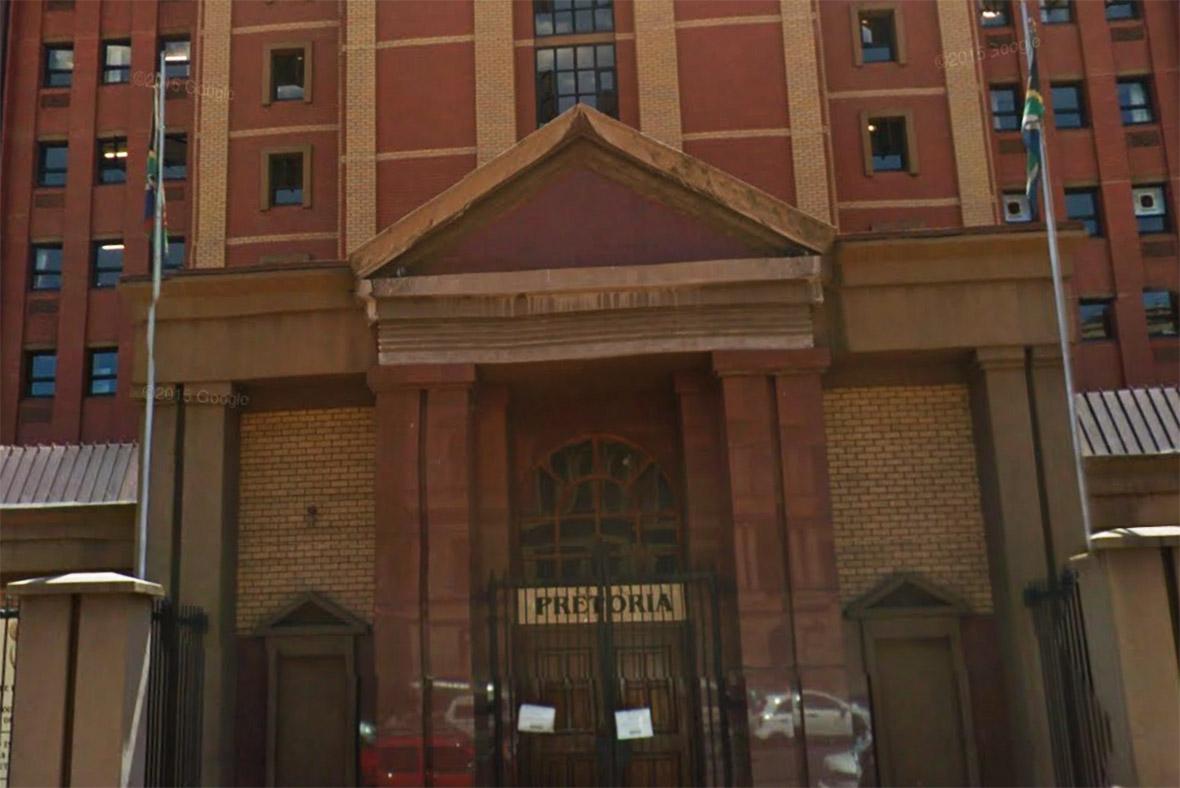 Pretoria high court
