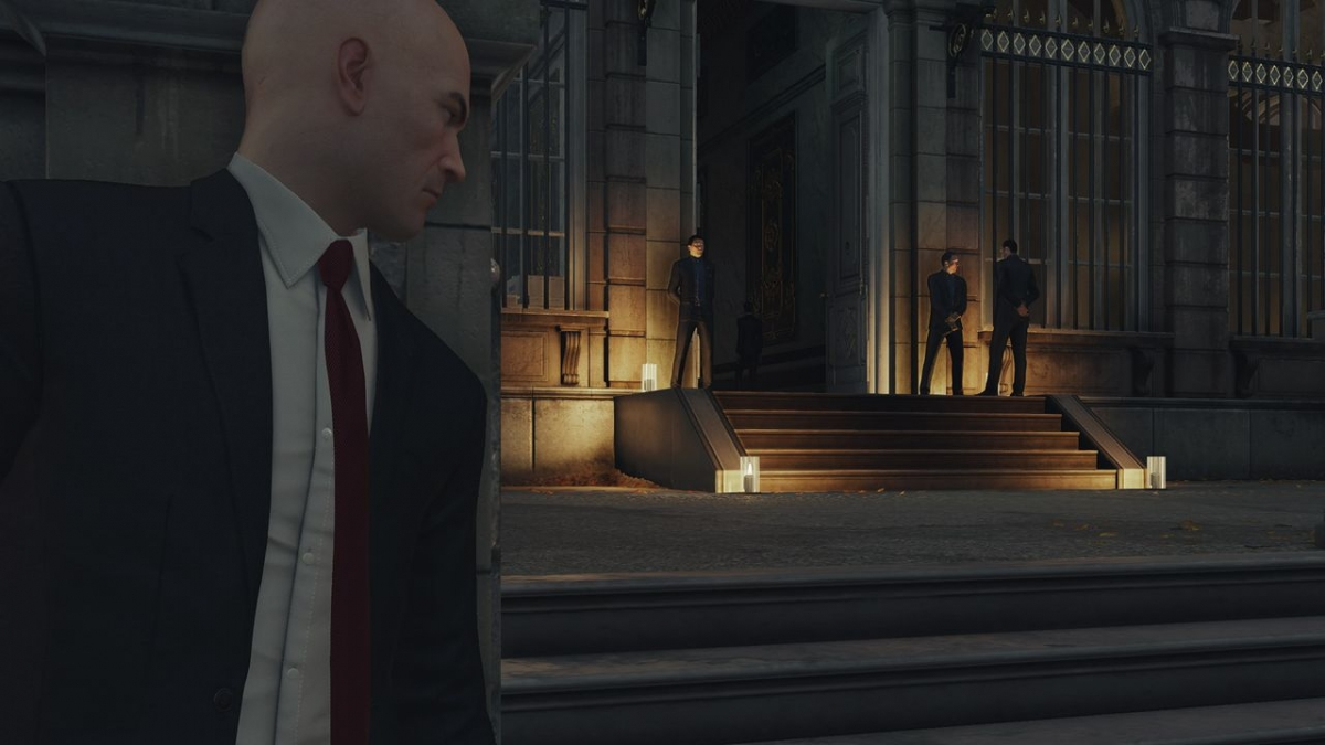 Hitman 2016 PS4 PC