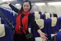 China Southern flight