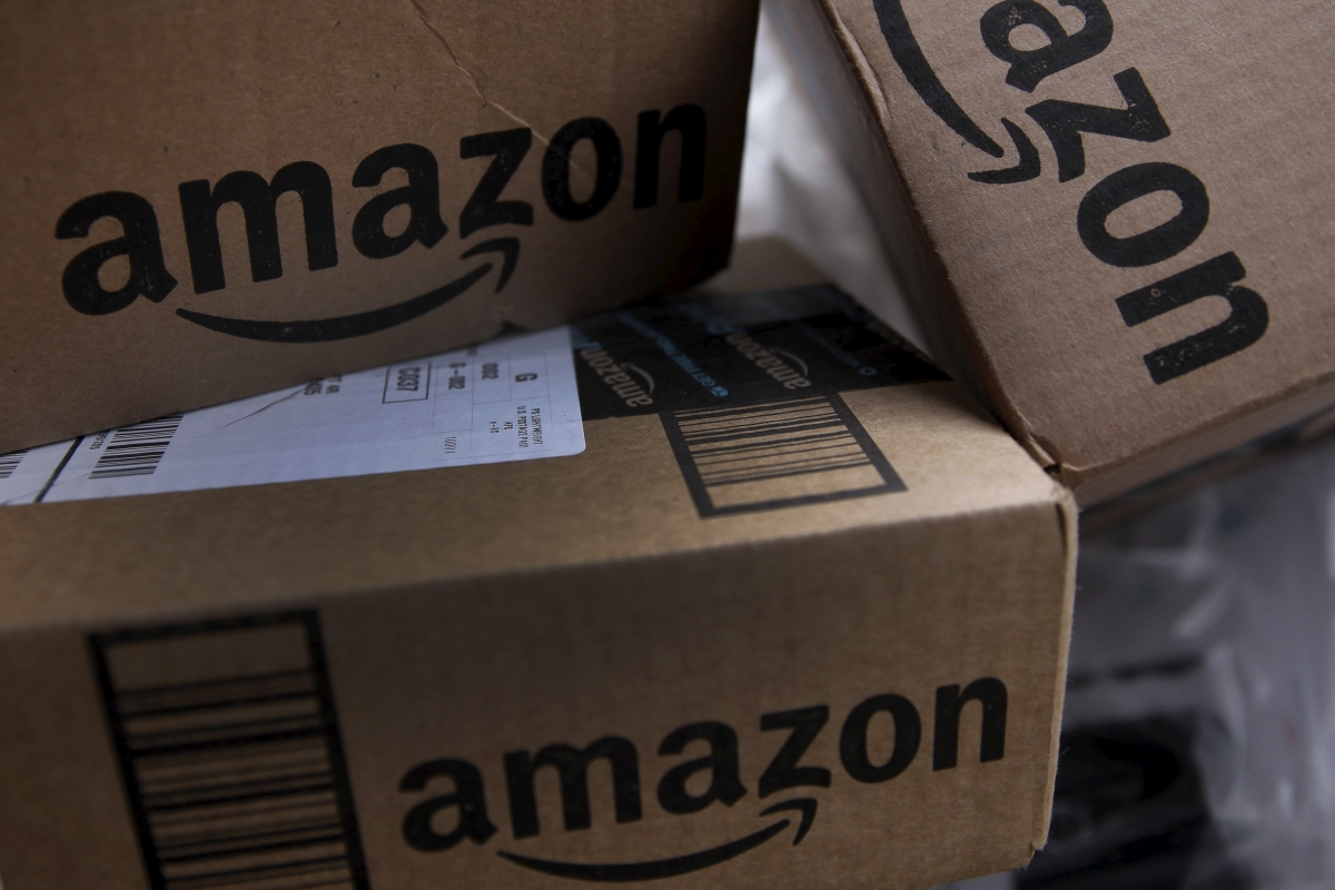 Amazon hit with phishing survey