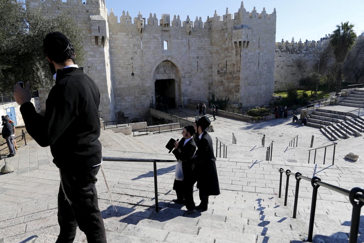 Jerusalem shooting aftermath 2016