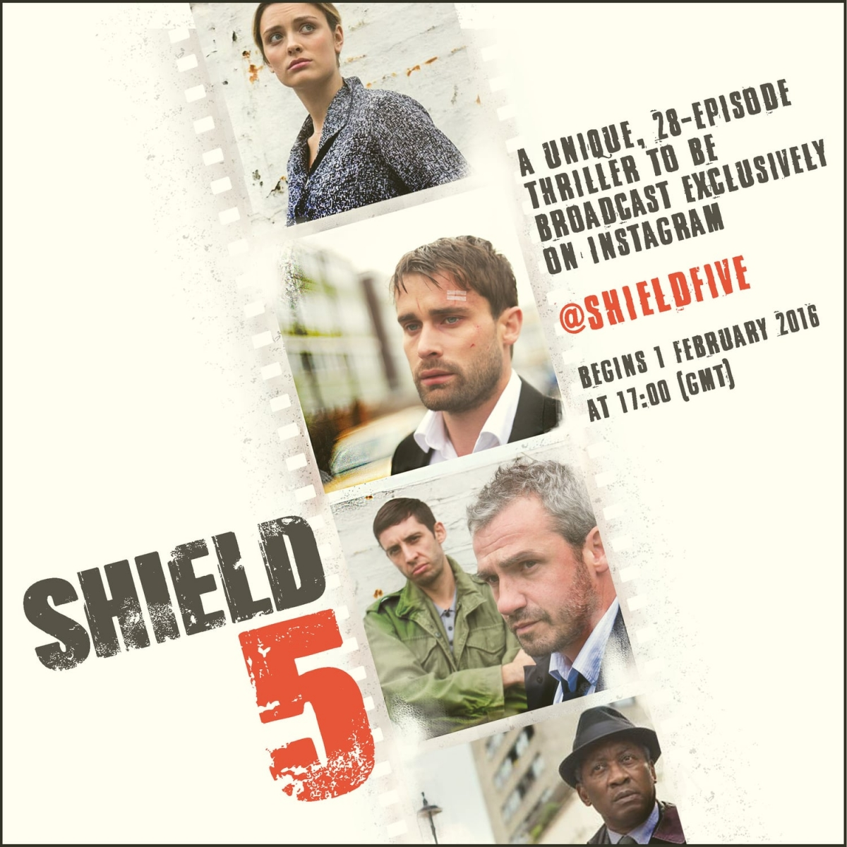 Shield5 comes to Instagram