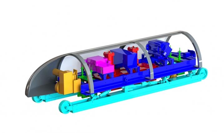 MIT team reveals prize-winning Hyperloop design