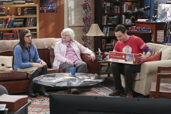 The Big Bang Theory Season 9 Live Stream Amy Meets