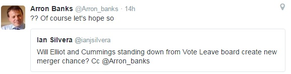 Arron Banks, Leave.EU founder
