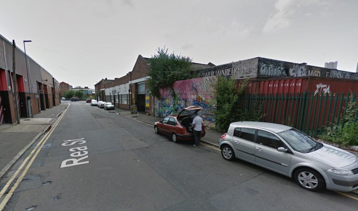 Birmingham robbery