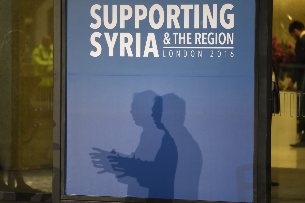 Syria conference