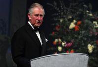 Prince Charles at British Asian Trust gala