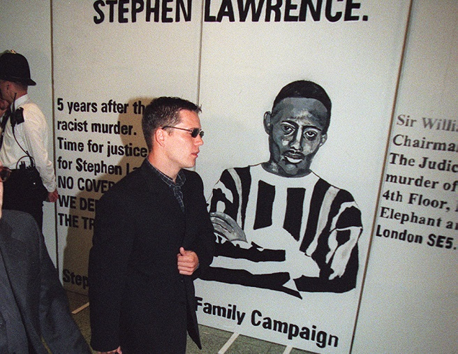 the murder of stephen lawrence The inquiry into the failed police investigation of stephen lawre n c e 's murder  and b roader issues of minority ethnic communities' trust in policing, led by sir wi .