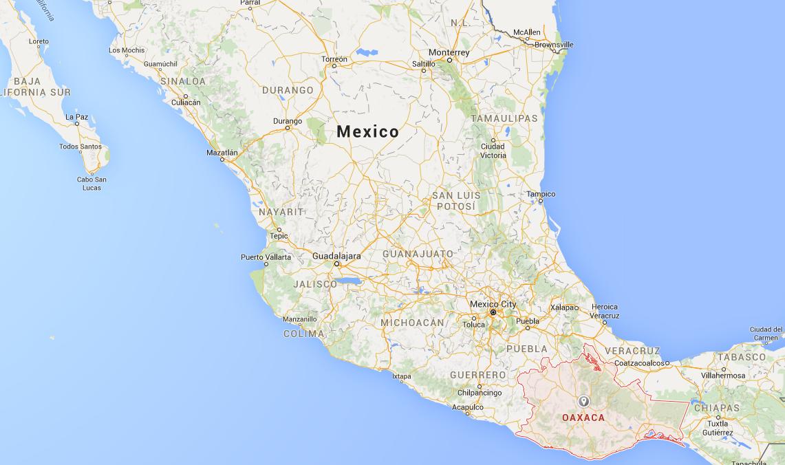 Oaxaca murders