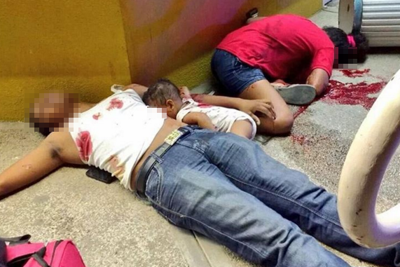 Family killed in Oaxaca