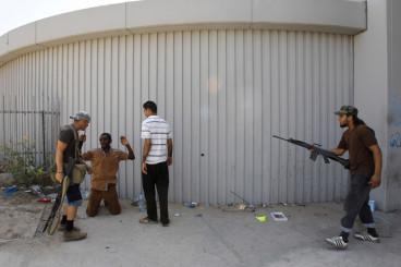 Mercenaries in Libya