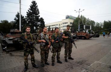 European mercenaries