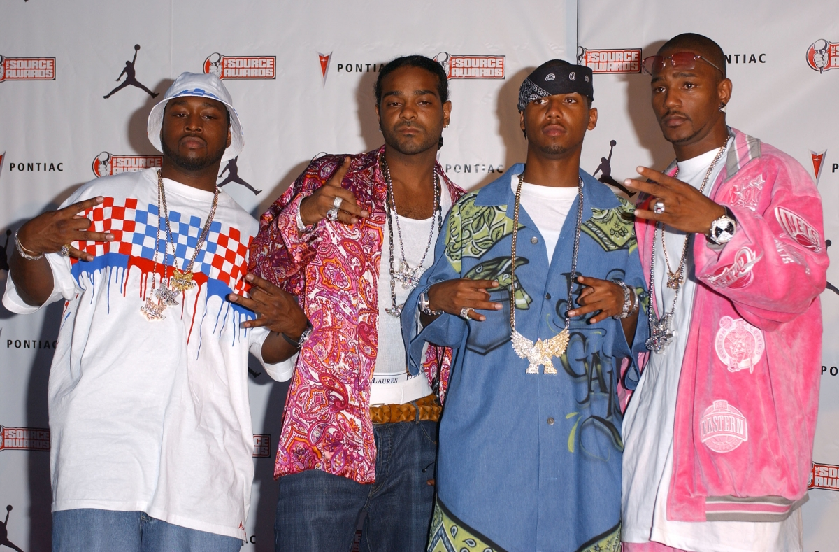 Cam'ron and Dipset