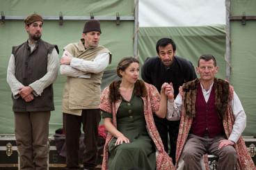 Shakespeare Globe Hamlet Calais