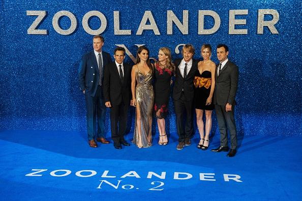 Zoolander No.2 premiere