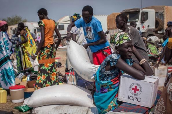 South Sudan aid agencies