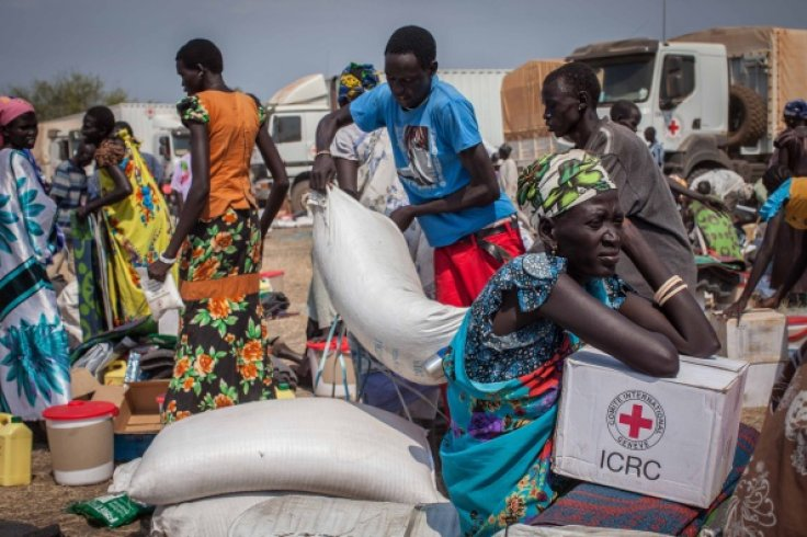 South Sudan aid agencies