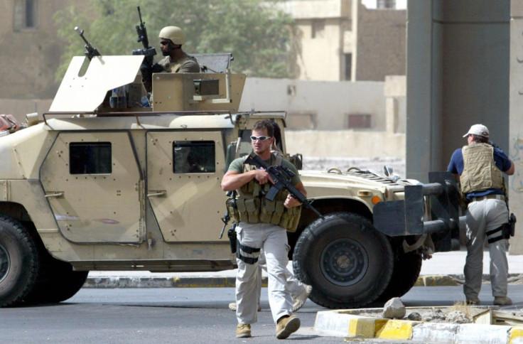 US private military company
