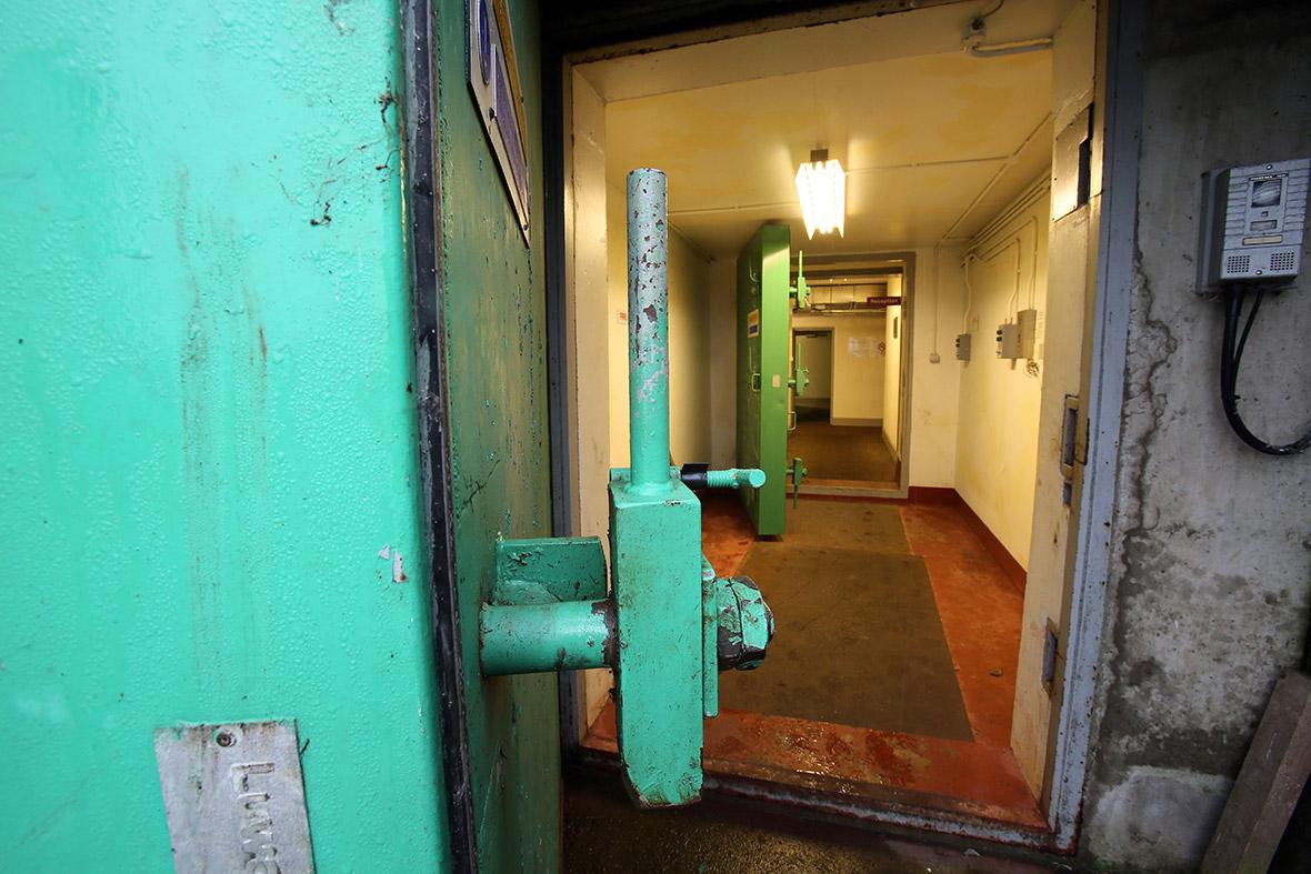 inside secret northern ireland cold war nuclear bunker