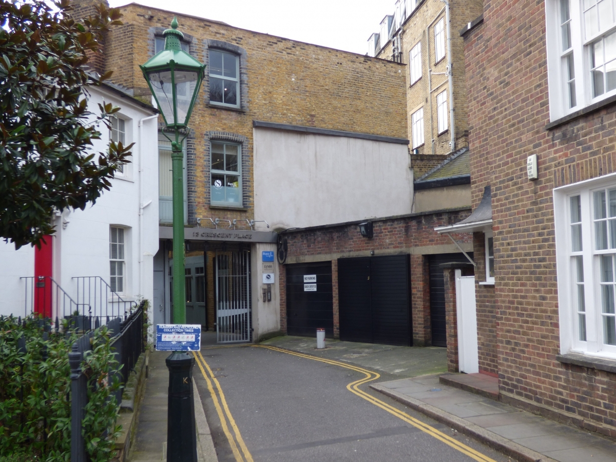 London property Chelsea garage Savills