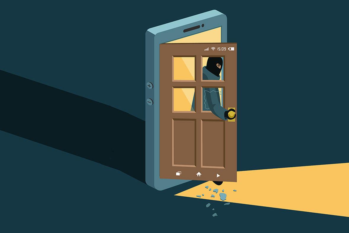 smartphone crime