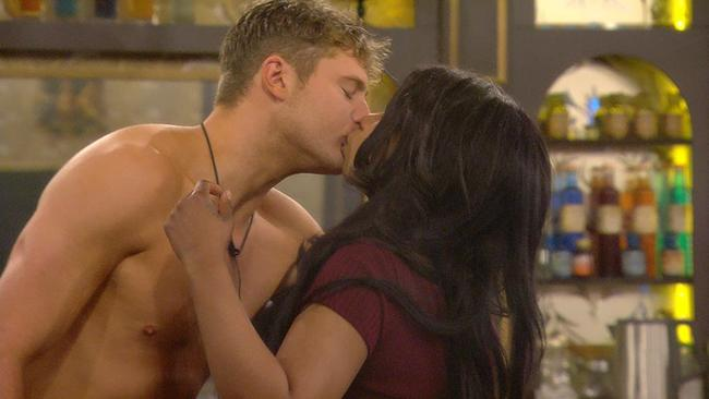 Tiffany Pollard and Scotty T