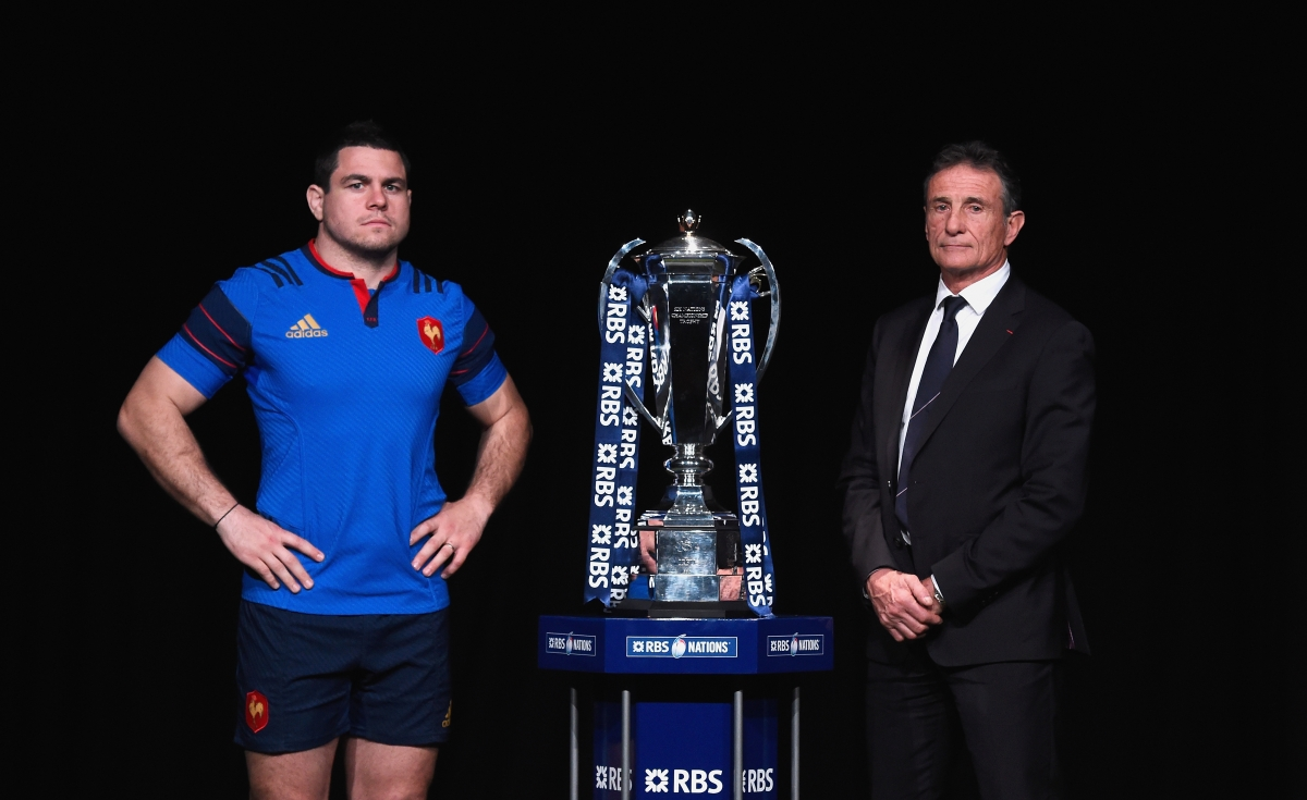 Guilhem Guirado and Guy Noves